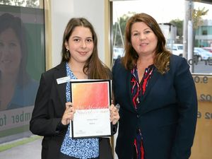 Ballina student wins new community award