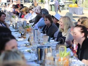 Lunch on river wraps up successful food festival