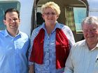 Federal cabinet hopeful Matt Canavan is ready to resume his work on progressing major Central Queensland projects with returned Capricornia MP Michelle Landry and Flynn's Ken O'Dowd.