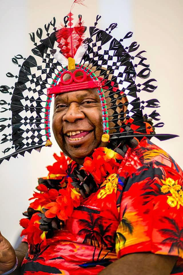 Uncle George Wano and his Torres Strait Islander performers will be among the entertainers at Friday's NAIDOC Family Fun Day at the Gympie Civic Centre.
