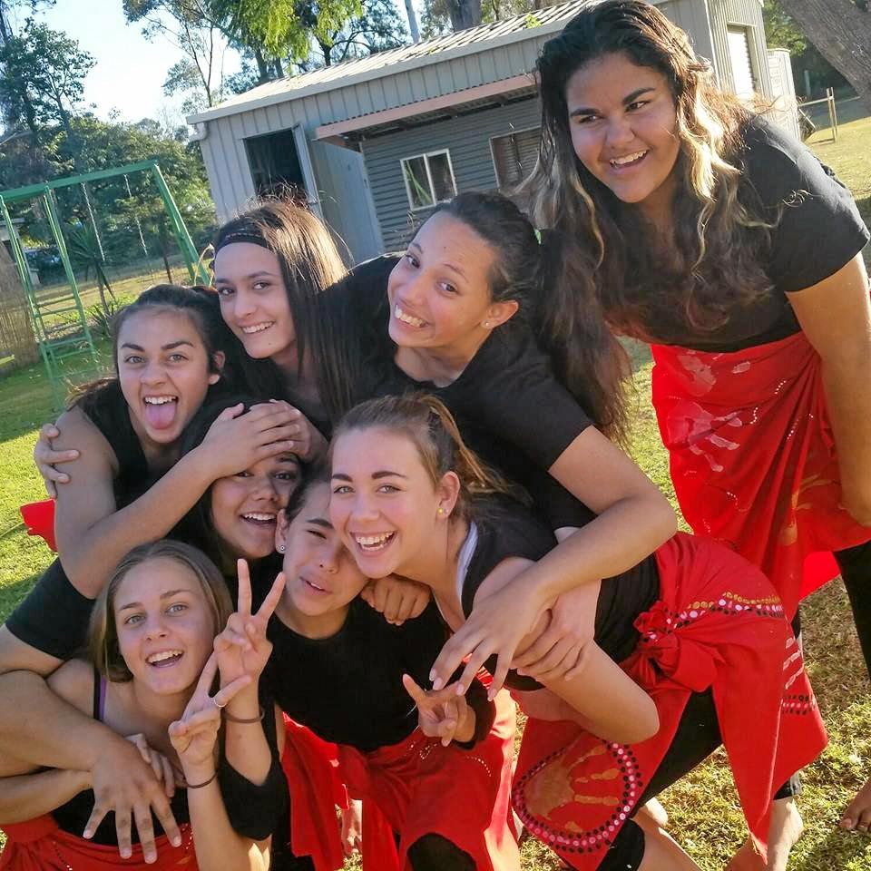 The Kingaroy Sista Girls will perform at Gympie's NAIDOC Family Fun Day at the Civic Centre on Friday, July 15.