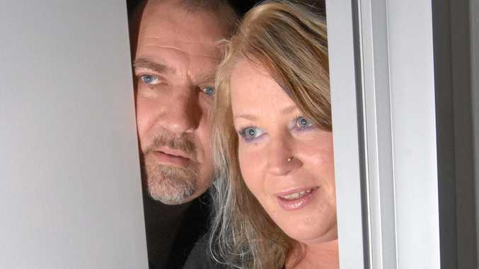 Kade Jones and Lara Jeffcoat of Haunted Australia are investigating the Criterion Hotel.