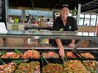 SUMO SALAD: Franchisee Alison English of Sumo Salad, at Caneland Central in Mackay.