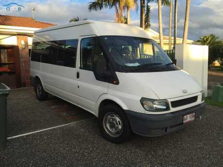 2004 Ford Transit. For sale on Car Sales right now.