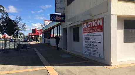 The Whitsunday International Hotel is to be auctioned on August 4