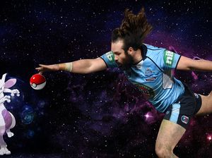 Photoshop experts go wild on Blues' Aaron Woods
