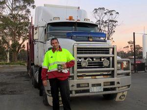 Tassie truckin' - Scott Fahey