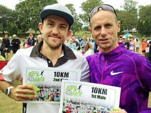 Park2Park stalwart backs Ipswich's running events
