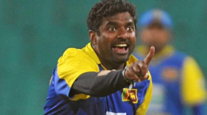 SPIN MAESTRO: Sri Lanka's Muttiah Muralitharan appeals for a wicket in a 2010 ODI clash against Australia.