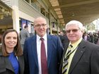 Foley's visit to the dogs proves a winner
