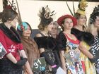 Heels, hats and frocks - Carnival fashions are a big deal