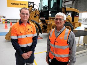 Toowoomba apprentice joins Hastings' apprentice program
