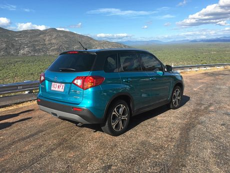 The Suzuki Vitara is available with three different powerplants.