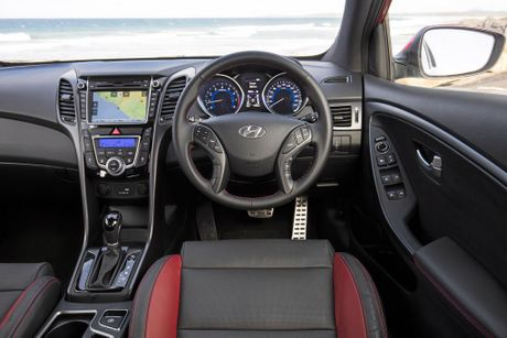Hyundai i30 Series II SR