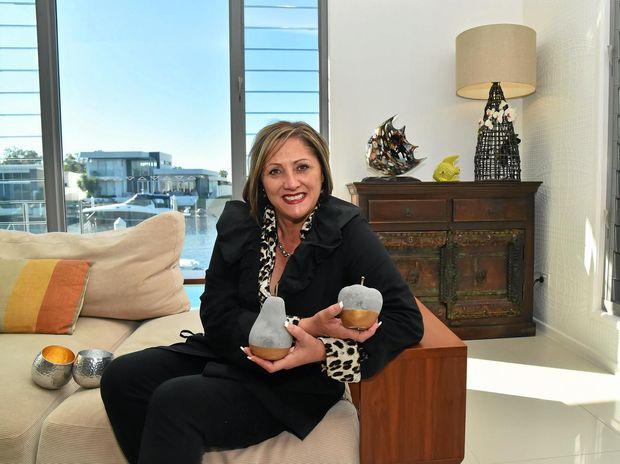 DESIGNING EYE Renovation Lifestyle Presenter And Interior Designing Specialist Deborah De Jong At Pelican Waters