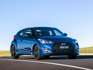 Hyundai Veloster Street Turbo Special Edition launched