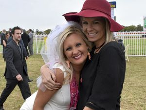 Bride to race down the aisle after Cup