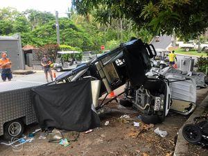 'Brake failure' blamed for crash which injured mum, baby