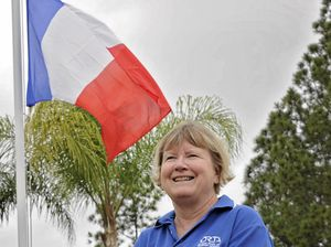 Local support for victims of French attack