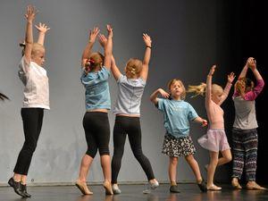 Queensland Ballet brings dance to the bush