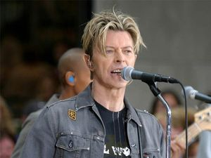 David Bowie's art collection could fetch $17 million