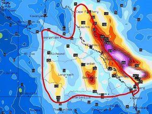WEATHER: Heavy rain, damaging winds to lash Queensland