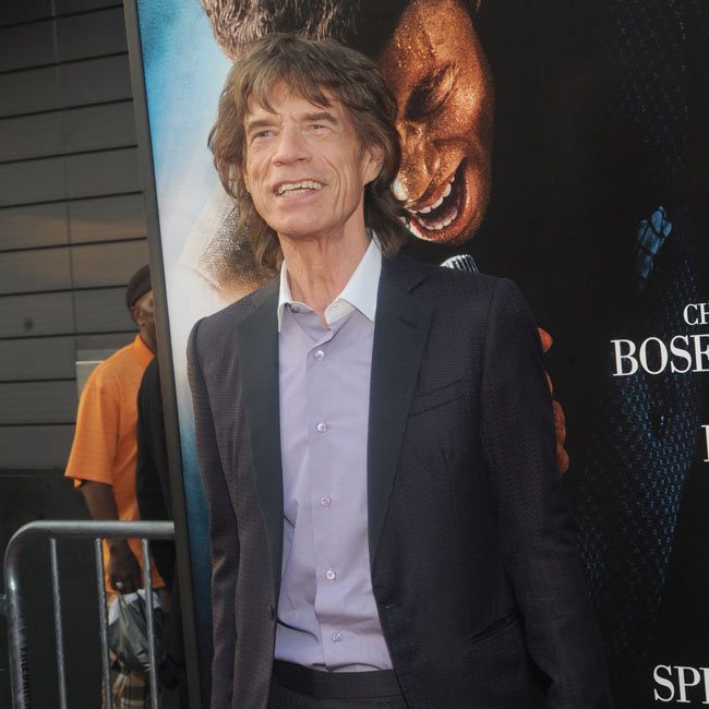 Rolling Stones singer Mick Jagger is set to welcome another youngster.