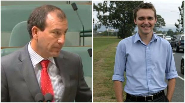 Mal Brough and Wyatt Roy... both served in the seat of Longman.