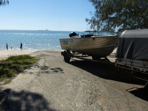 Dingo Beach all tide boat ramp plan gathers support