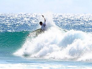 Bli Bli surfer snares third on Queensland circuit