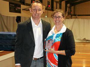 Gymnastics coach wins Australian award