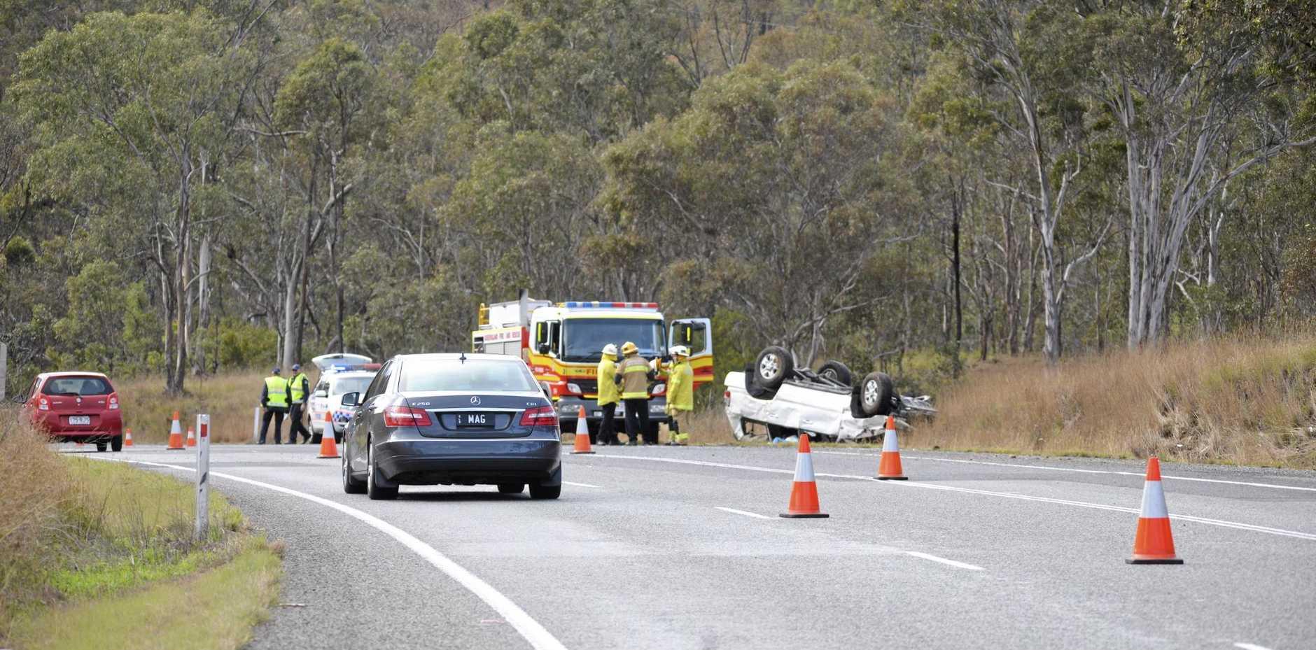 Sunshine Coast man killed in crash near Warwick | Ipswich Advertiser