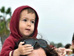 Burrum Coal Discovery Festival draws crowd despite weather