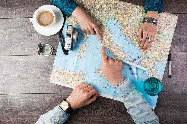 Westpac Bank research shows 18 to 35-year-old Australians spent the most money of any age group on travelling overseas last year.