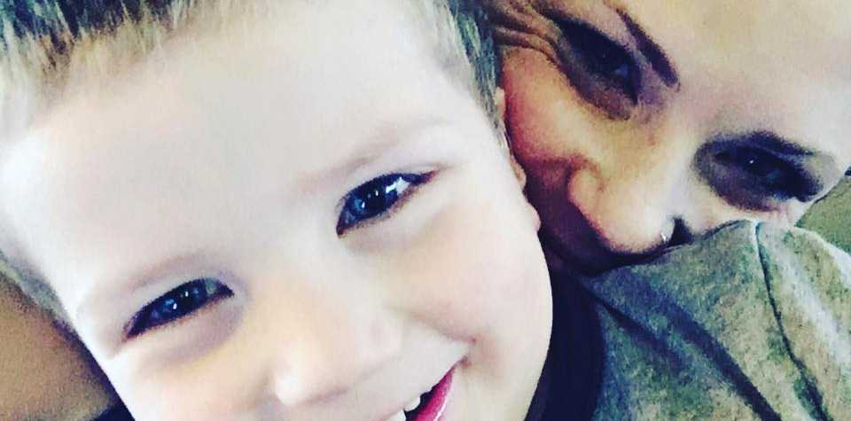 Ashley Grimm's touching Facebook post following the death of her son Titus has had 341,000 shares since it was posted on July 16.