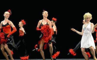 Eisteddfod dancers out to impress in 2015.
