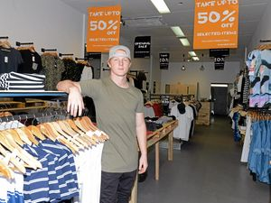New clothing store the right fit for Damon
