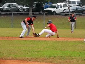 Easts prevail in baseball marathon