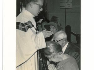 """How a boy """"born to be a priest"""" was ordained 50 years ago"""
