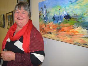 Roma artist Mavis Bunt overwhelmed by support for exhibit