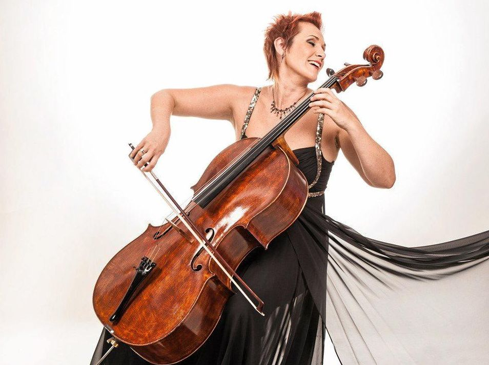 CONCERT HALL NEEDED: Acclaimed cellist Louise King.