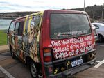 Tassie will not police Wicked Campers