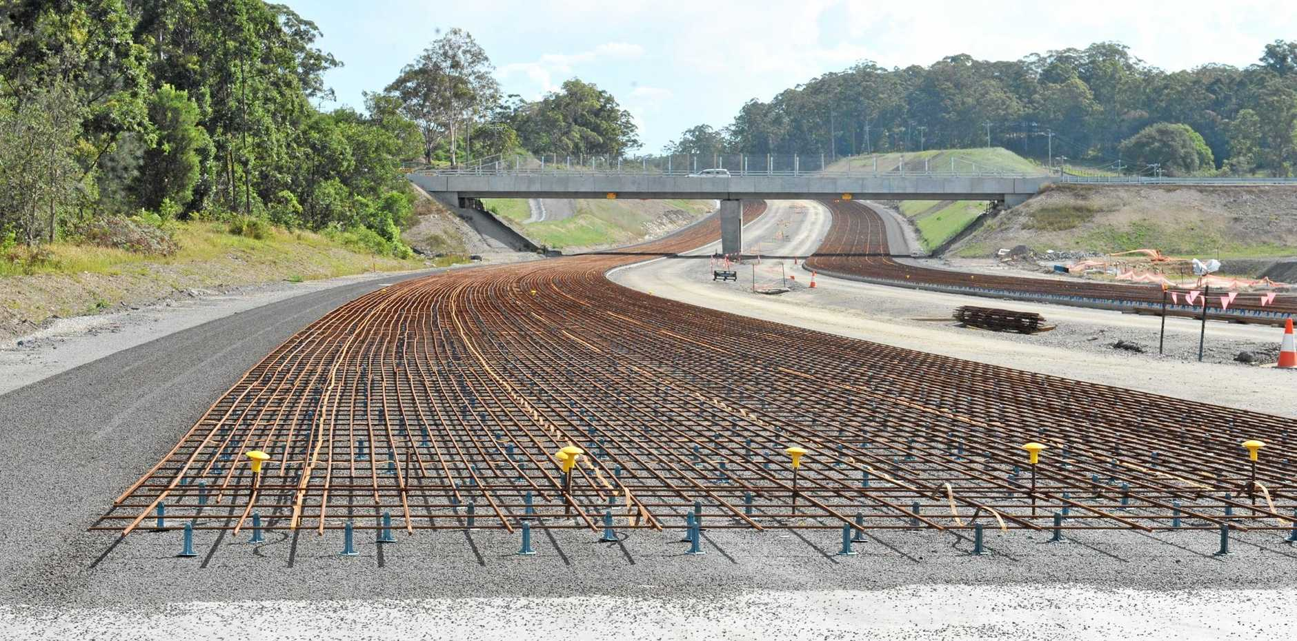 More than 450 road designers will be doing detailed work on the remaining sections of the Woolgoolga to Ballina Pacific Hwy upgrade.