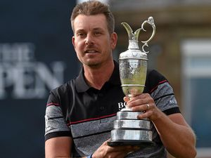 Stenson stays ice-cool to seal Open triumph