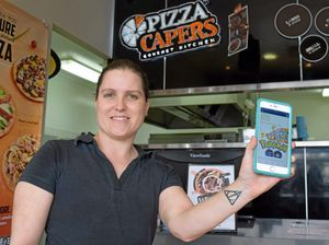 Pizza shop inundated with Pokemon capers