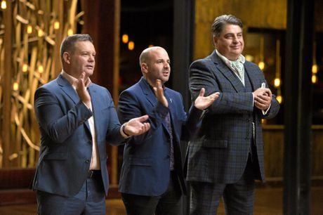 MasterChef Australia judges Gary Mehigan, George Calombaris and Matt Preston. Supplied by Channel 10.