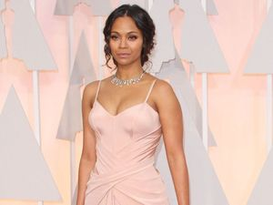 Zoe Saldana believes in aliens