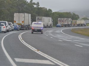 One dead after ute and motorbike crash on Bruce Hwy