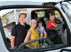 FIFO dad comes home, starts trade business