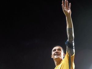 Hands up if you want to see Timmy playing in Coffs